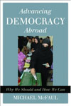 Advancing Democracy Abroad